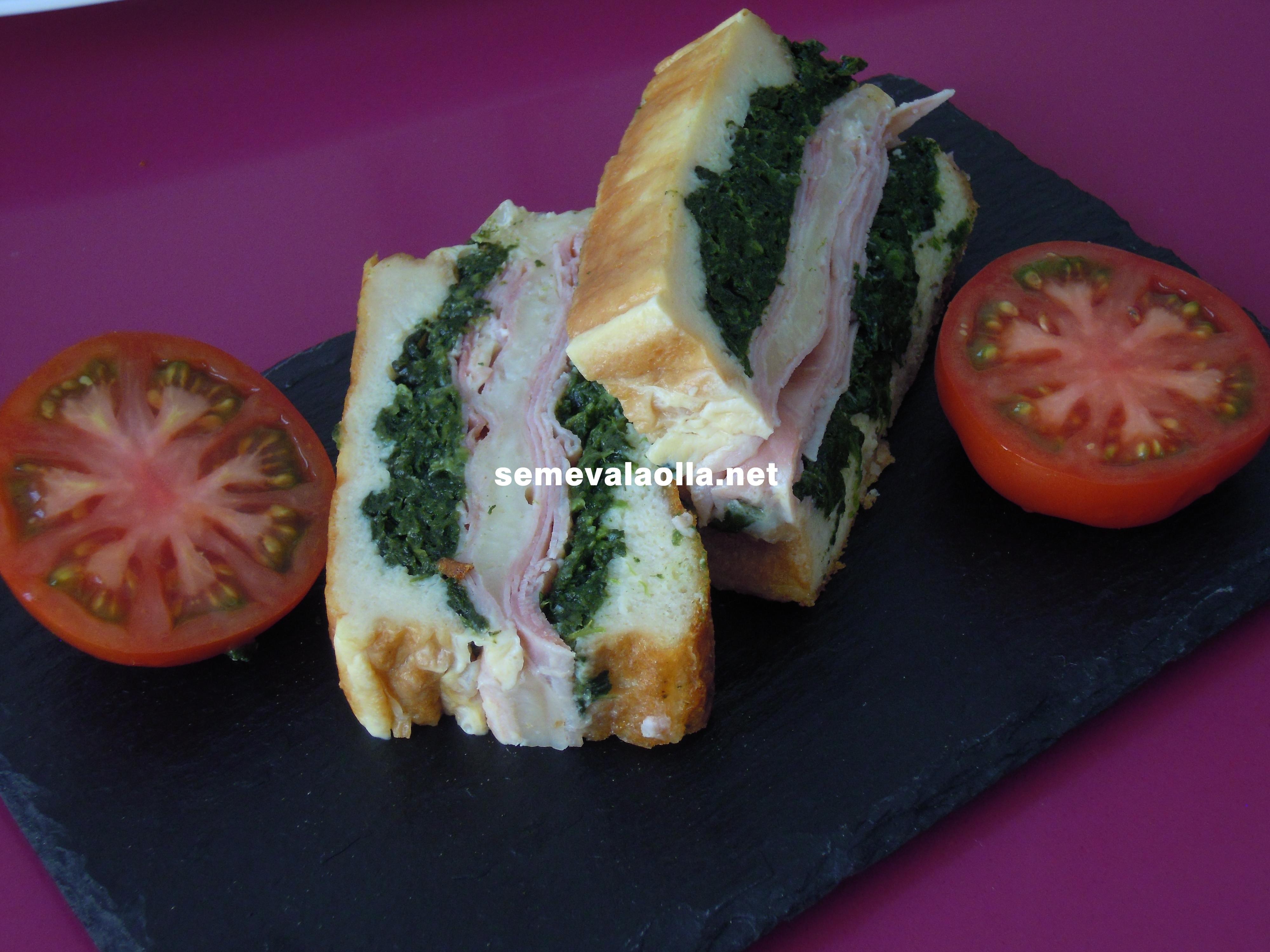 Espinacas semevalaolla for Espinacas como cocinarlas